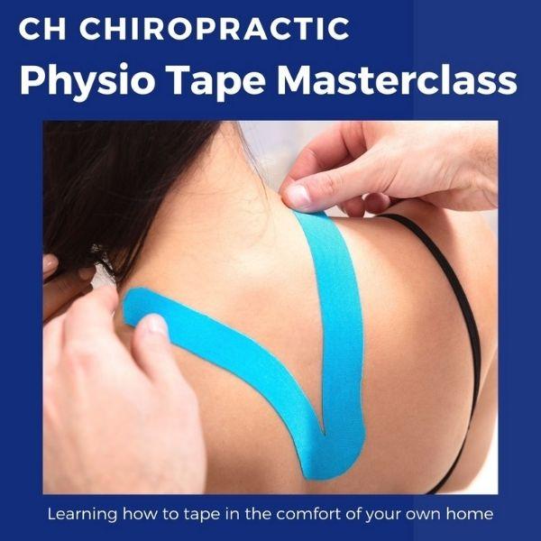 Physio Tape masterclass with Charlotte Hurst