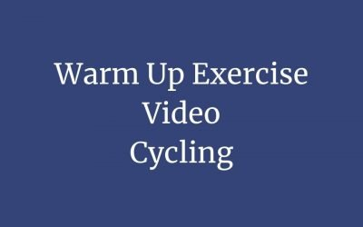 Cycling Warm Up