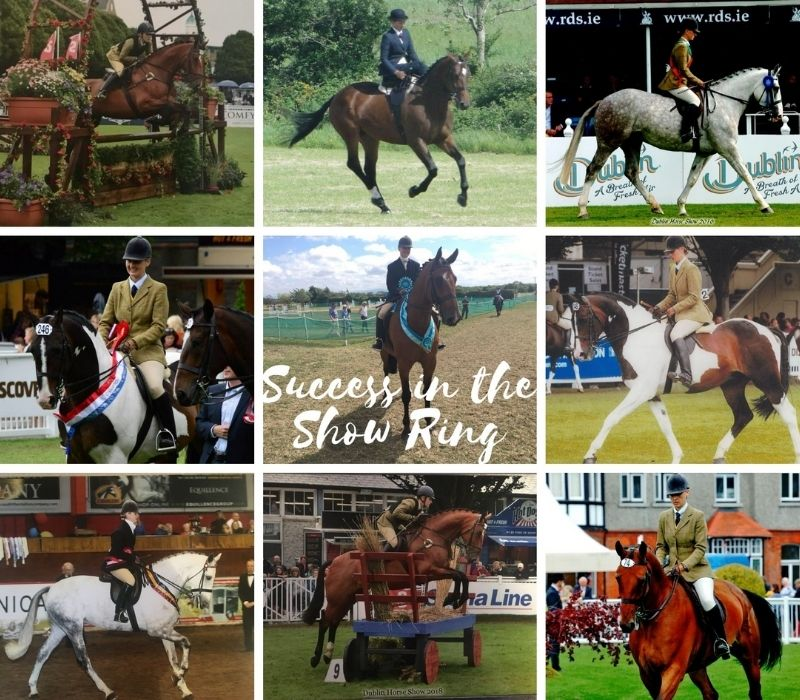 Charlotte Hurst - Success in the show ring