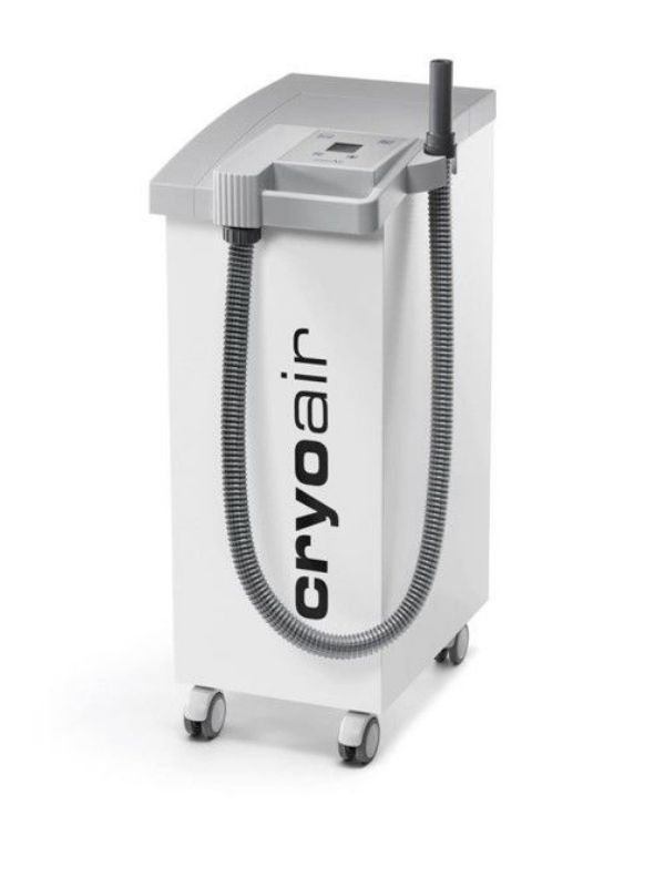 Cryoair - localized cold therapy
