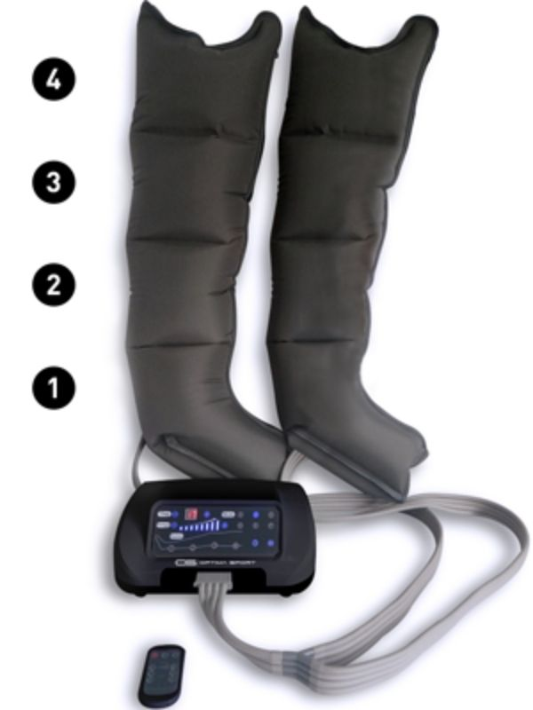 Optima Sports Compression Recovery Boots