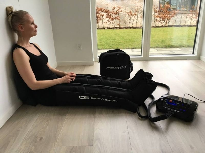Optima Sport Recovery Compression Boots